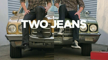 JCPenney TV Spot 'Compare: Men's Jeans'