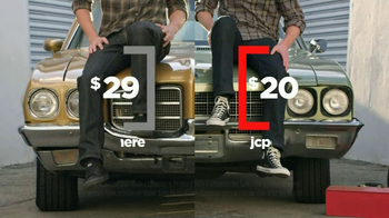 JCPenney TV Spot 'Compare: Men's Jeans' - Thumbnail 6