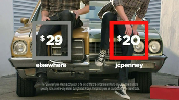 JCPenney TV Spot 'Compare: Men's Jeans' - Thumbnail 7