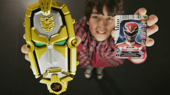 Power Rangers Megaforce Power Morpher thumbnail