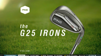 Ping G25 Irons TV Spot, Featuring Bubba Watson, Lee Westwood - Thumbnail 8