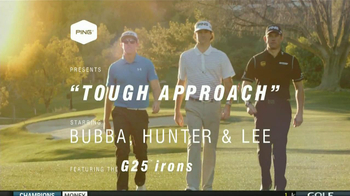 Ping G25 Irons TV Spot, Featuring Bubba Watson, Lee Westwood - Thumbnail 2