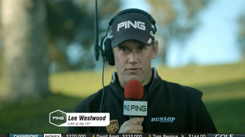 Ping G25 Irons TV Spot, Featuring Bubba Watson, Lee Westwood - Thumbnail 6