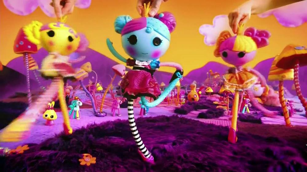 Lalaloopsy Lala Oopsies Princesses Tv Commercial Magical