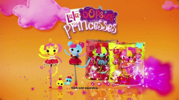 Lalaloopsy Lala-Oopsies Princesses TV Spot, 'Magical Place' - Thumbnail 9