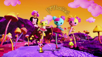 Lalaloopsy Lala-Oopsies Princesses TV Spot, 'Magical Place'