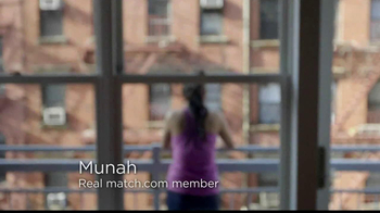 Match.com TV Spot, 'Munah and Mike' - Thumbnail 1