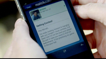 Match.com TV Spot, 'Munah and Mike' - Thumbnail 2