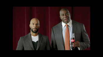 Coca-Cola TV Spot, 'Pay it Forward' Featuring Magic Johnson, Common - Thumbnail 6