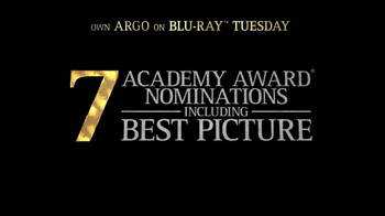 Argo Blu-ray and DVD TV Spot - Thumbnail 4
