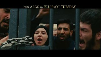 Argo Blu-ray and DVD TV Spot