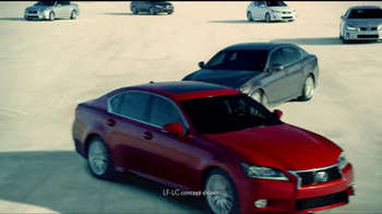 2013 Lexus CT 200h TV Spot, 'Hybrid DNA' - Thumbnail 4