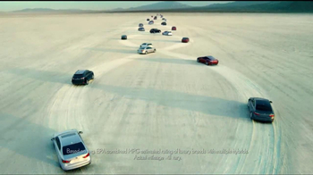 2013 Lexus CT 200h TV Spot, 'Hybrid DNA' - Thumbnail 7