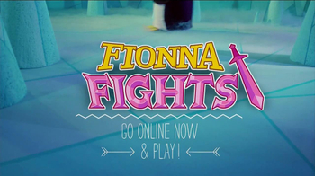 Fionna Fights Online Game TV Spot