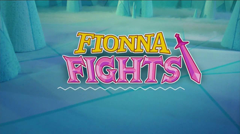 Fionna Fights Online Game TV Spot  - Thumbnail 7