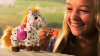 FurReal Friends Walkin' Ponies TV Spot  - 284 commercial airings