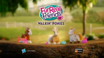 FurReal Friends Walkin' Ponies TV Spot  - Thumbnail 7