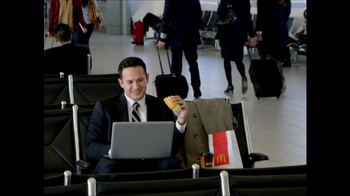 McDonald's Breakfast TV Spot, 'Layover'  - Thumbnail 1