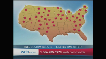 Web.com TV Spot, 'Free' - Thumbnail 9