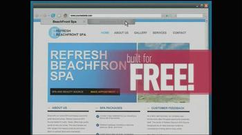 Web.com TV Spot, 'Free' - Thumbnail 3