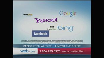 Web.com TV Spot, 'Free' - Thumbnail 5