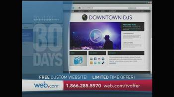 Web.com TV Spot, 'Free' - Thumbnail 7