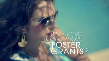 Foster Grant TV Spot Featuring Brooke Shields