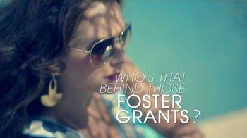 Foster Grant TV Spot Featuring Brooke Shields