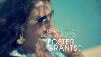 Foster Grant TV Spot Featuring Brooke Shields - 5033 commercial airings