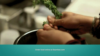 Seamless.com TV Spot, 'Food is Here' - Thumbnail 3