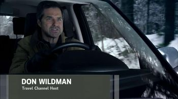Land Rover TV Spot, 'Land Rover Experience' Featuring Don Wildman
