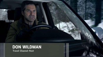 Land Rover TV Spot, 'Land Rover Experience' Featuring Don Wildman - 45 commercial airings