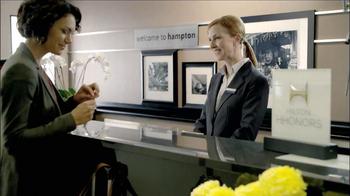 Citi/Hilton HHonors TV Spot - Thumbnail 1