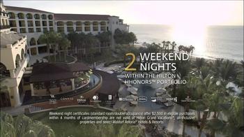 Citi/Hilton HHonors TV Spot - Thumbnail 2