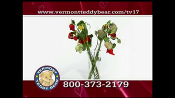 Vermont Teddy Bear TV Spot, 'Valentine's Day' - Thumbnail 4