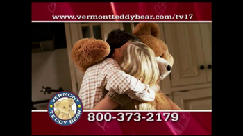 Vermont Teddy Bear TV Spot, 'Valentine's Day' - Thumbnail 8