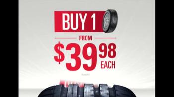 PepBoys Million Tire Marathon TV Spot - Thumbnail 3