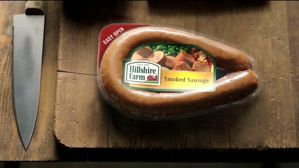 Hillshire Farm Hickory Smoked Sausage TV Commercial, Song by Andrew Bird