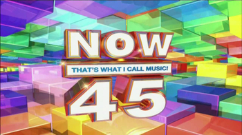 Now That's What I Call Music 45 TV Spot  - 203 commercial airings