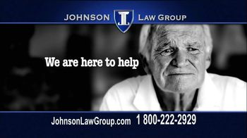 Johnson Law Group TV Spot, 'Asbestos in the Workplace'
