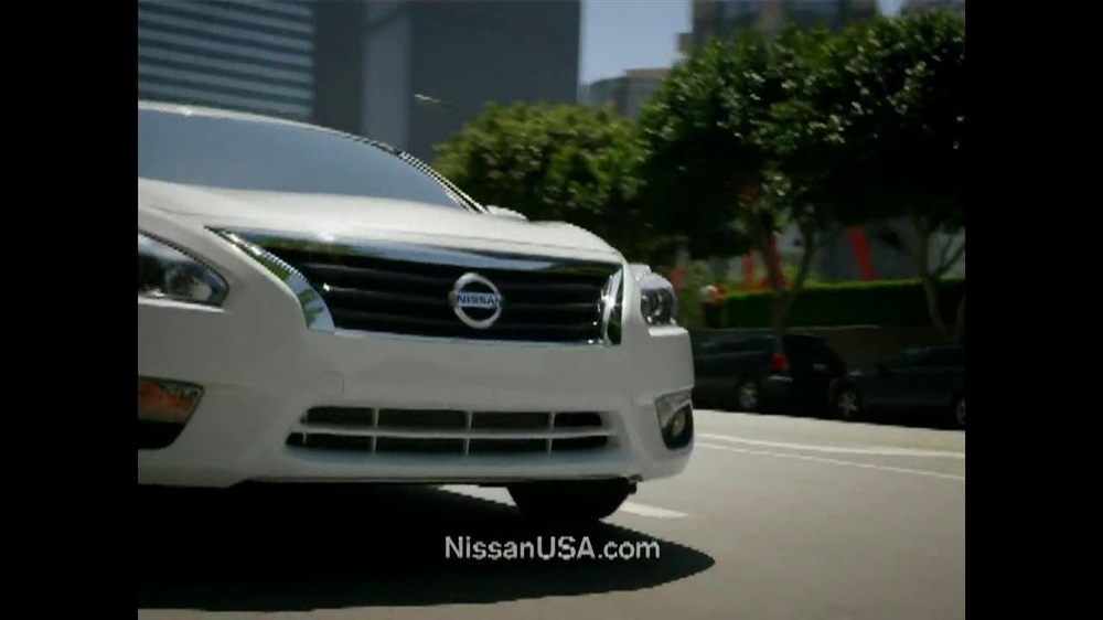 2013 Nissan Altima TV Commercial, 'Hot' Song by J.J. Fad ...