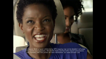 2013 Nissan Altima TV Spot, 'Hot' Song by J.J. Fad