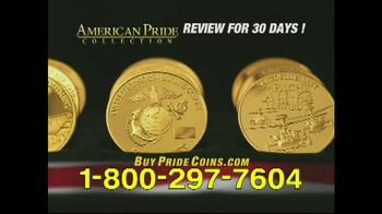 American Pride Coins TV Spot  - Thumbnail 7