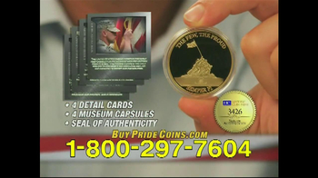 American Pride Coins TV Spot  - Thumbnail 4