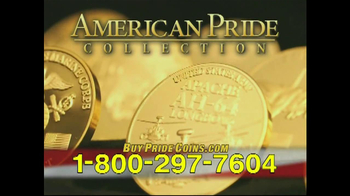 American Pride Coins TV Spot  - Thumbnail 6