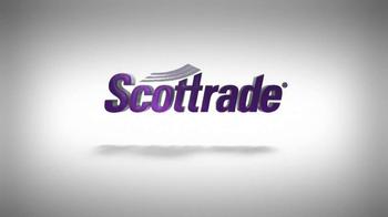 Scottrade Online Banking TV Spot, 'Trade Like Me' - Thumbnail 1