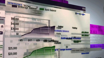 Scottrade Online Banking TV Spot, 'Trade Like Me' - Thumbnail 3