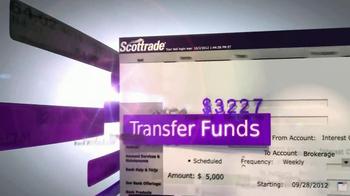 Scottrade Online Banking TV Spot, 'Trade Like Me' - Thumbnail 4