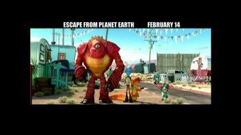 Escape From Planet Earth  - Alternate Trailer 2