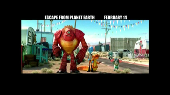 Escape From Planet Earth  - Alternate Trailer 2